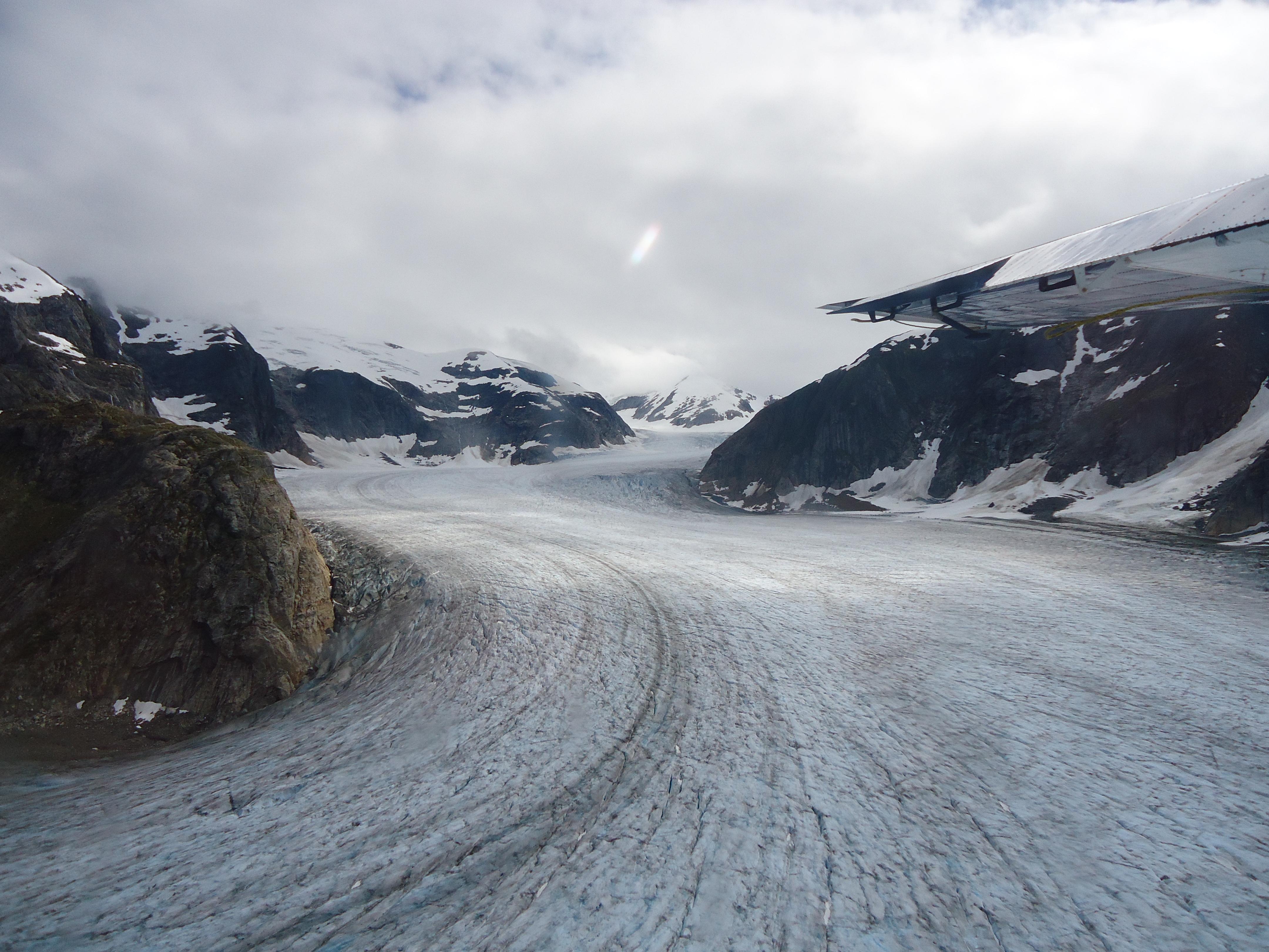 LeConte Glacier, Alaska, September 2011