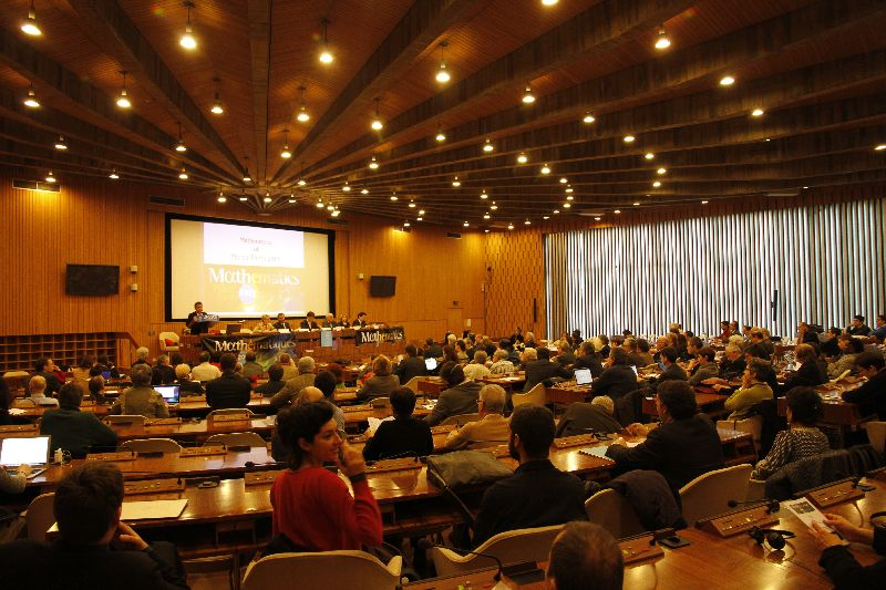 MPE Day at UNESCO, Paris
