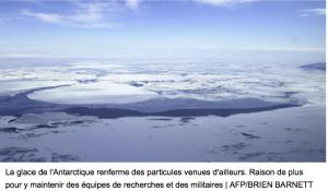 Antarctic Sea Ice (AFP)