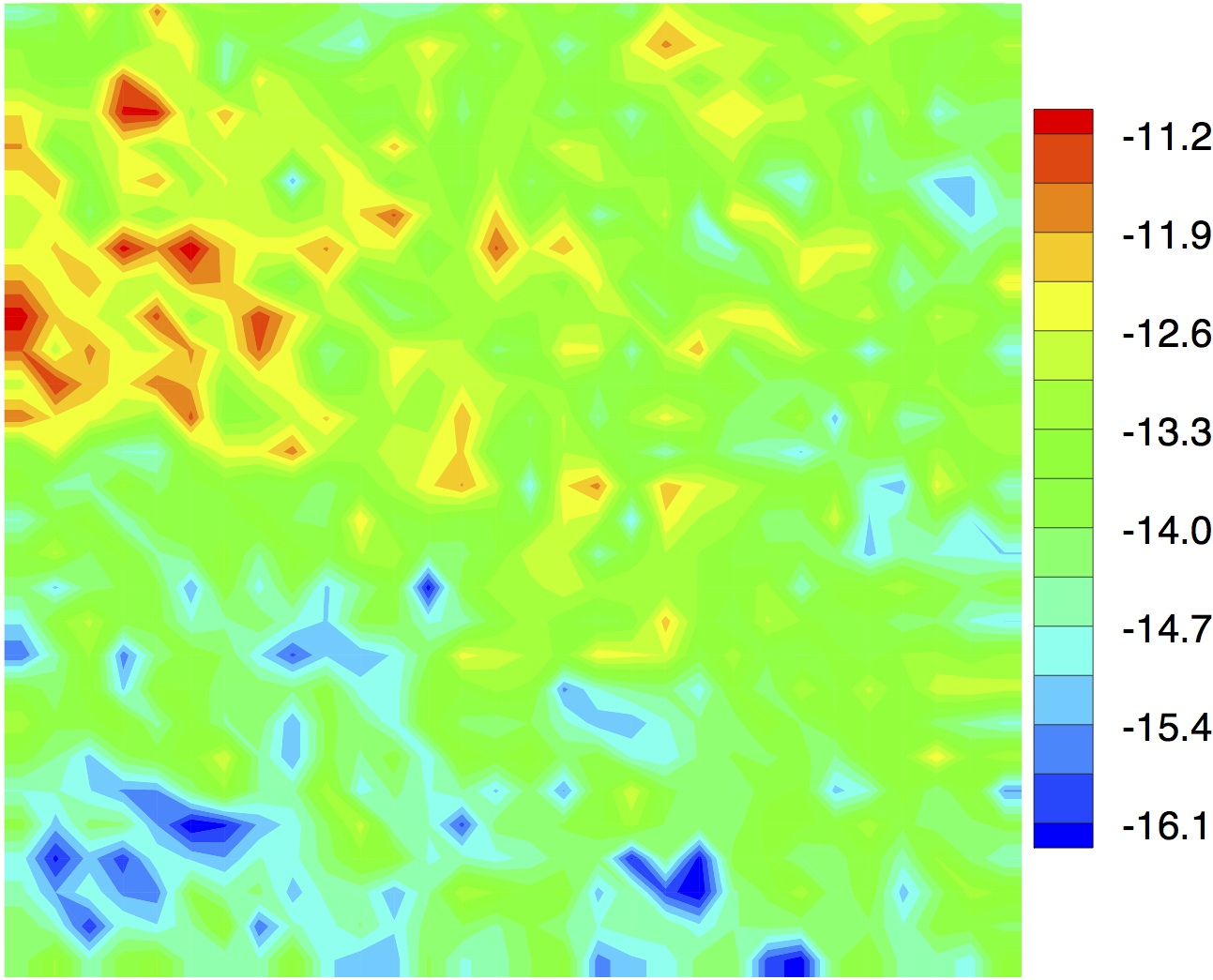 outcrop permeability