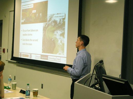 SAMSI Undergraduate Workshop -- Carl Schreck
